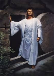 Jesus Resurrected!
